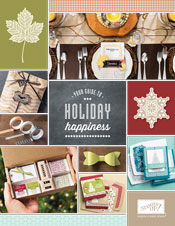 Stampin' Up! Holiday Catalog 2013