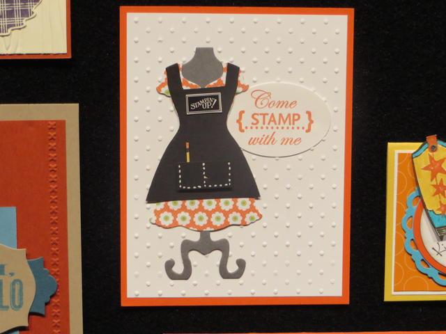 Stampin' Up! Apron Dress Up Framelit Die