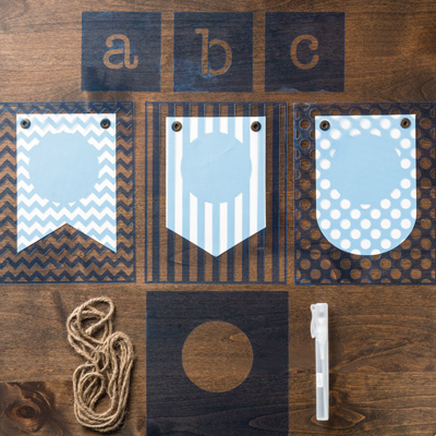 Build a Banner Simply Created Kit