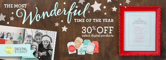 My Digital Studio Seasonal Sale