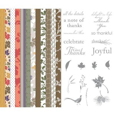Autumn Traditions Kit for My Digital Studio