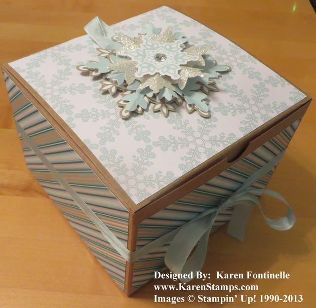 Winter Frost Gift Box
