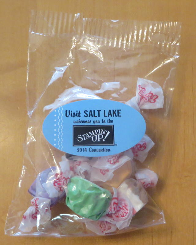 Stampin' Up! Convention Saltwater Taffy