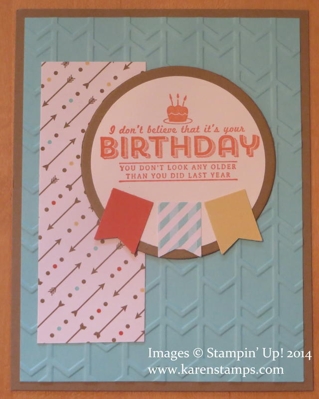 See Ya Later Sale-A-Bration Birthday Card