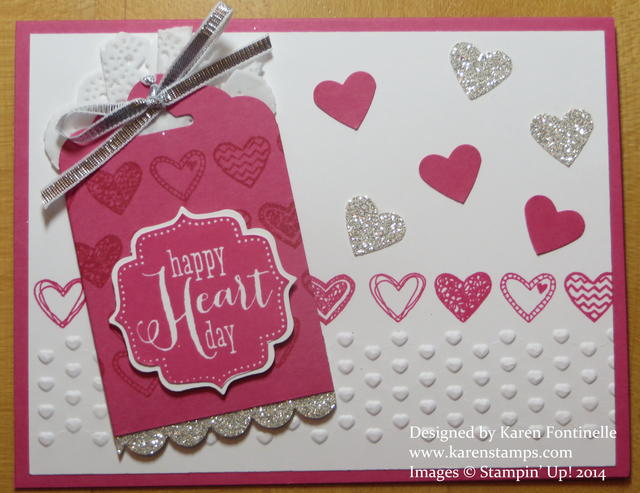 Tags 4 You Valentine Card