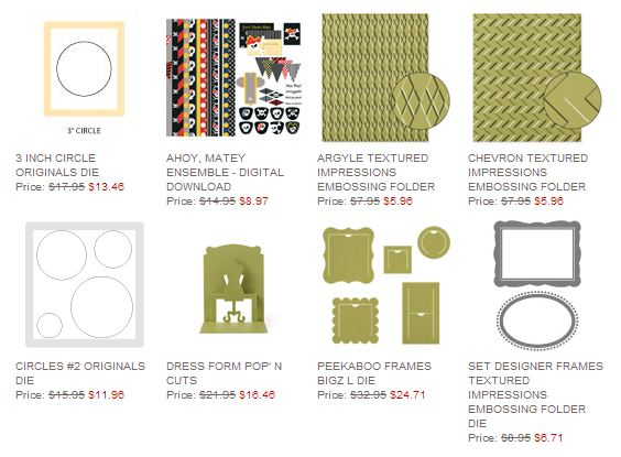 Stampin' Up! Weekly Deal Mar 11 2014