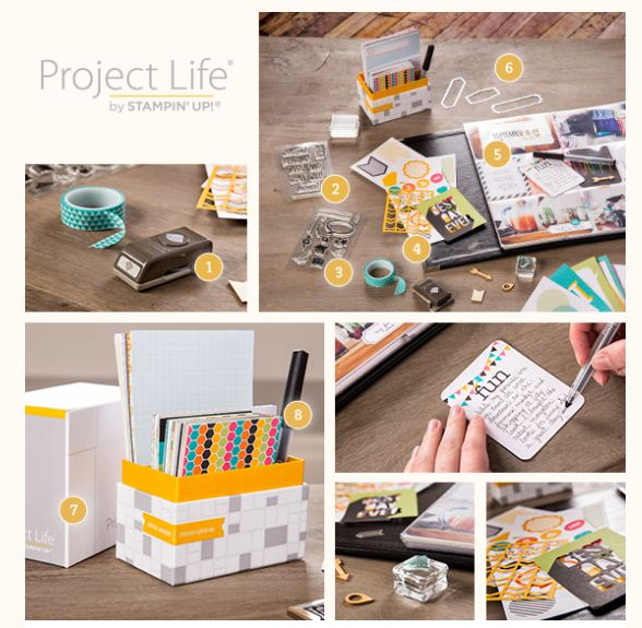 Project Life Everyday Adventure Products