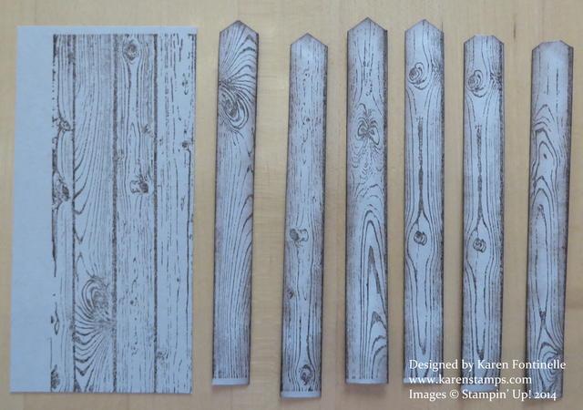 Making Hardwood Fence Posts
