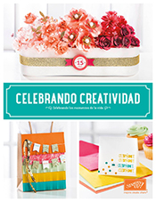 Stampin' Up! Celebrando Creatividad Catalog 2014-15