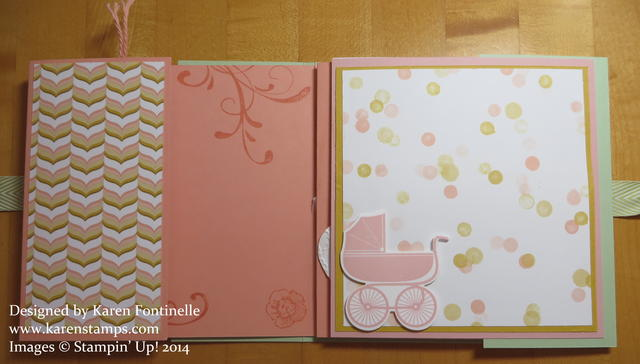 Baby Flip Album Lullaby Pages