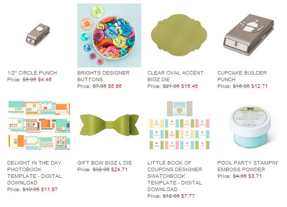 Weekly Deal July 29 2014