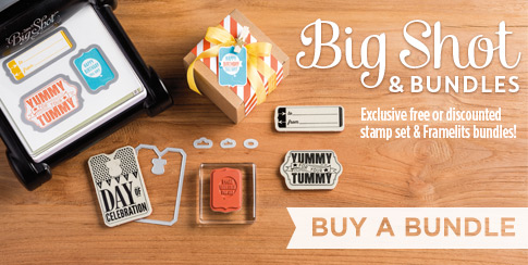 Big Shot Bundle Promo Ad