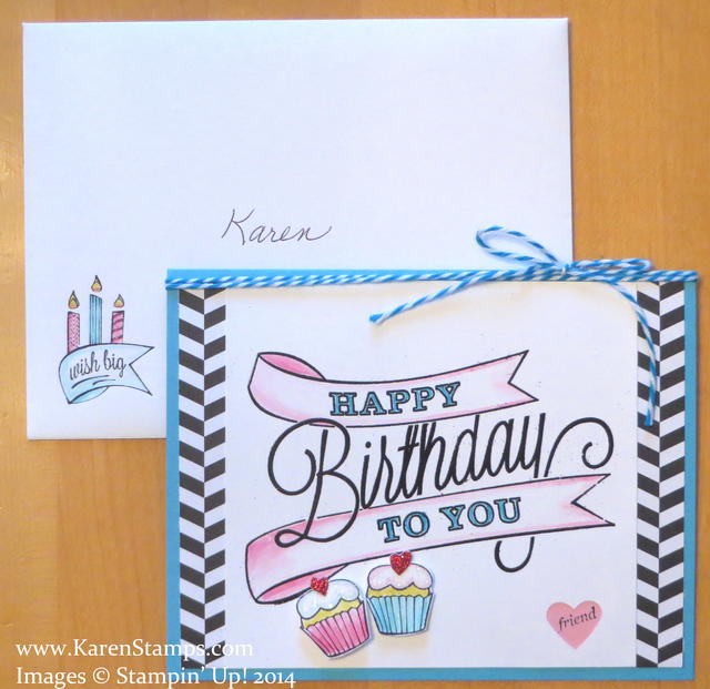 Another Great Year Happy Birthday Card