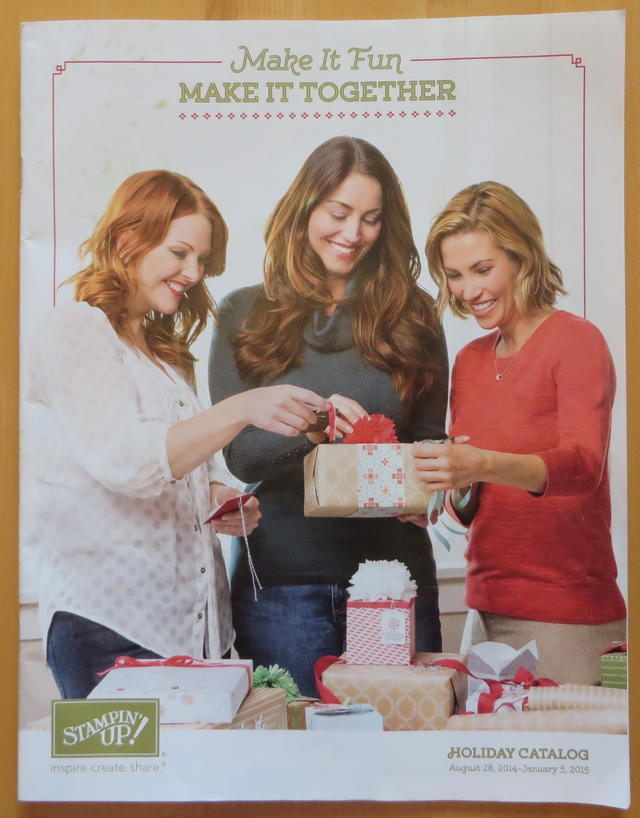 Stampin' Up! Holiday Catalog 2014
