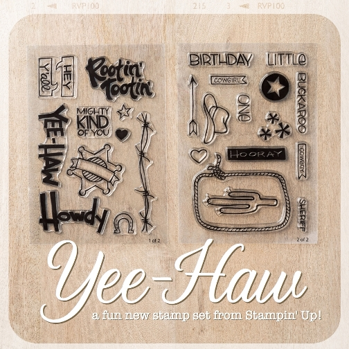 Yee Haw Stamp Set