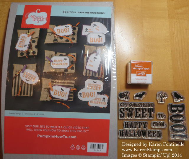 September Paper Pumpkin Kit