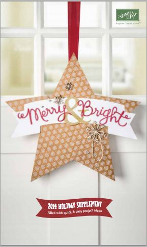 Stampin' Up! Holiday Supplement 2014