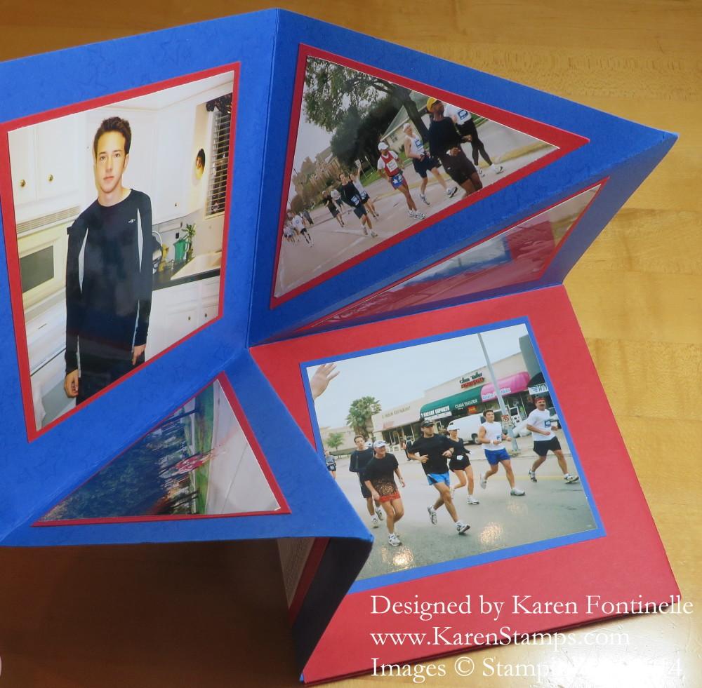 Houston Marathon Squash Book Folding