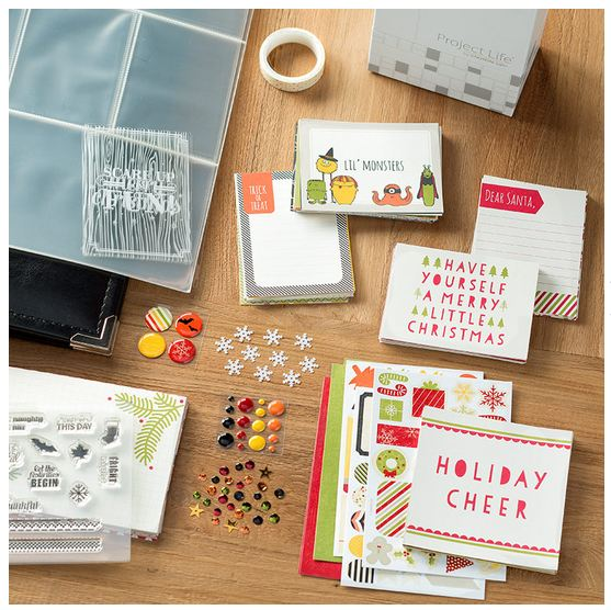 Project Life by Stampin' Up! Bundle