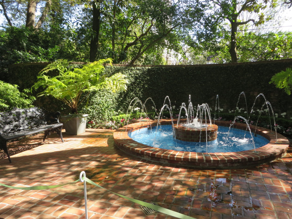 Azalea Trail Fountain