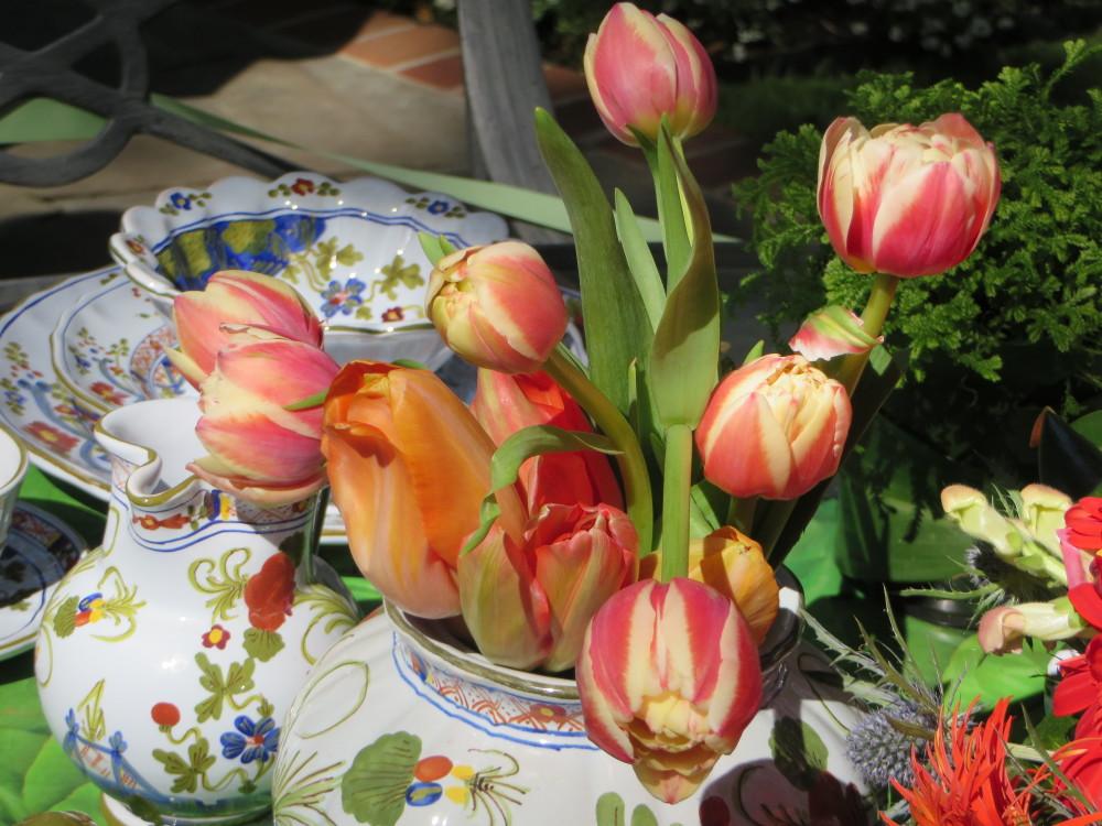 Azalea Trail Garden Party Tulips
