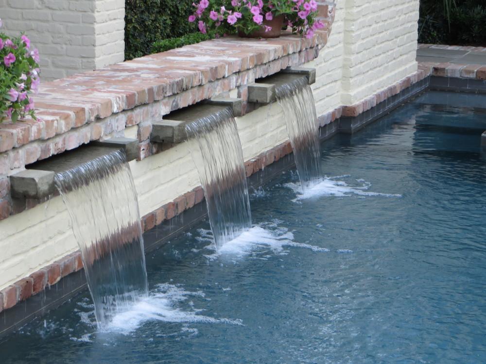 Azalea Trail Pool Fountain