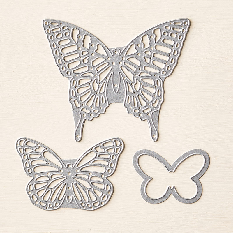 Papillons Thinlits