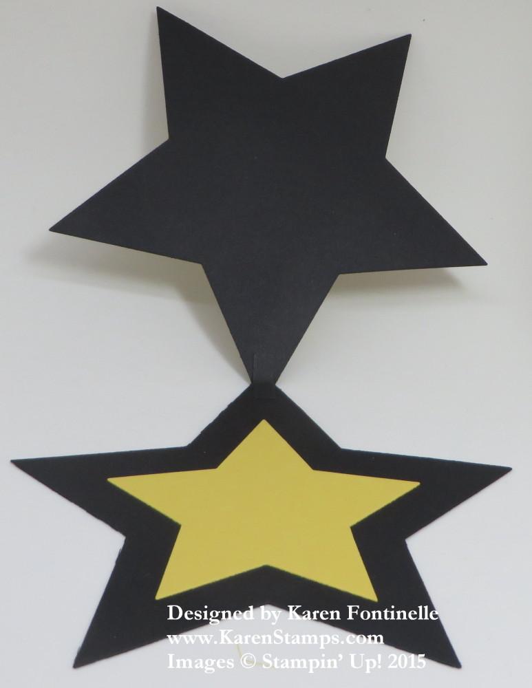 Star Card Inside