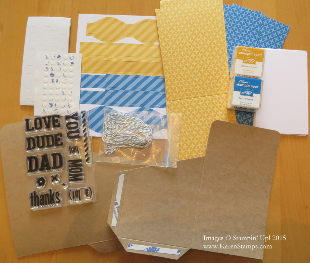 Paper Pumpkin Kit April 2015