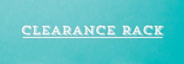 Clearance Rack Banner 2015