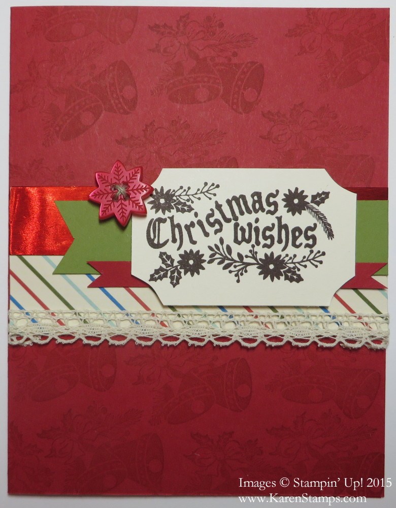 Home For Christmas Christmas Wishes Card
