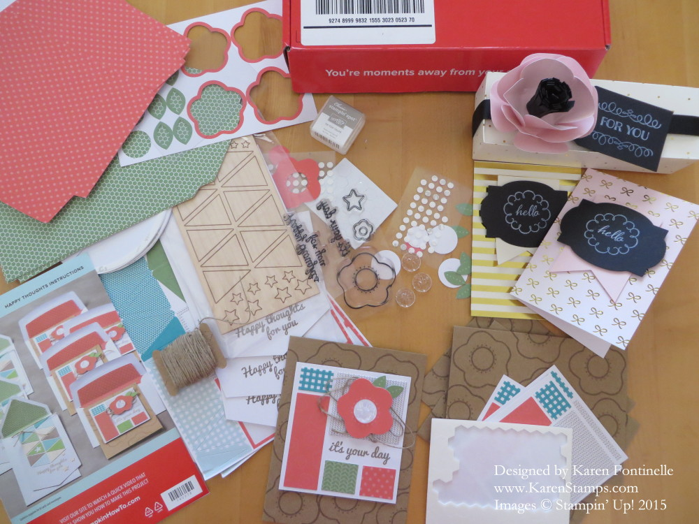 Paper Pumpkin Kits Power Off