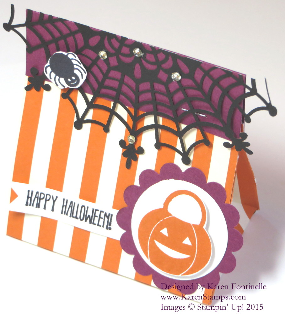Happy Haunting Halloween Gift Bag for a Treat