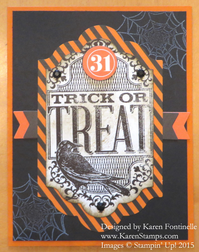Witches' Night Witching Decor Halloween Card