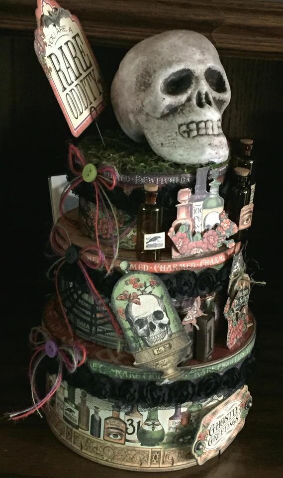 Nona Halloween boxes