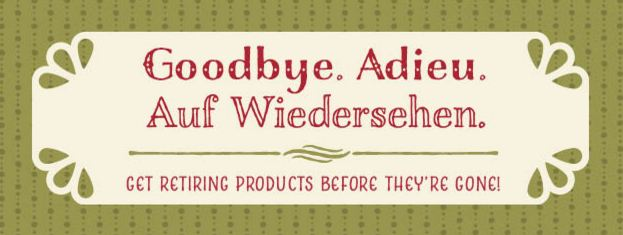 Holiday Catalog Goodbye Adieu
