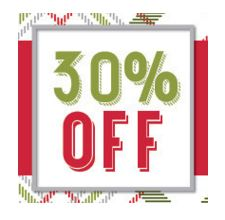 Stampin' Up! Online Extravaganza 30% Off