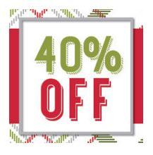 Stampin' Up! Online Extravaganza 40% Off
