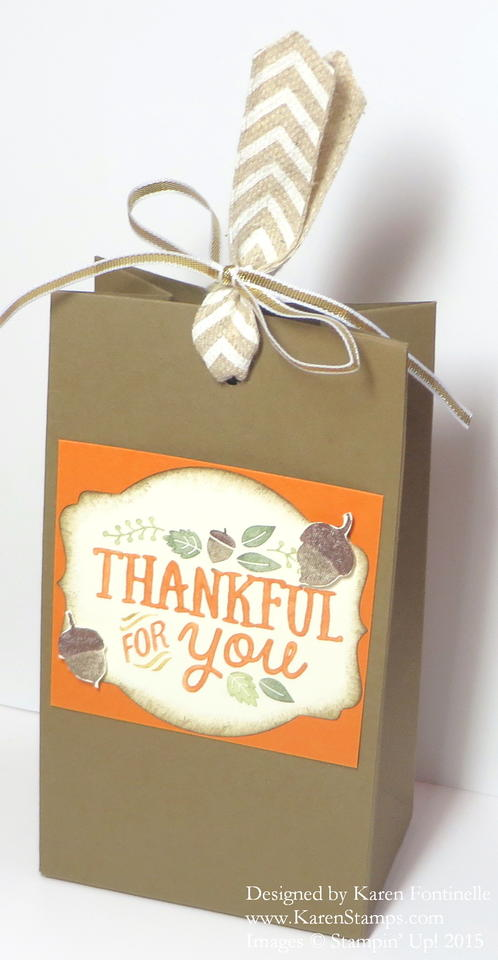Thankful Gift Bag