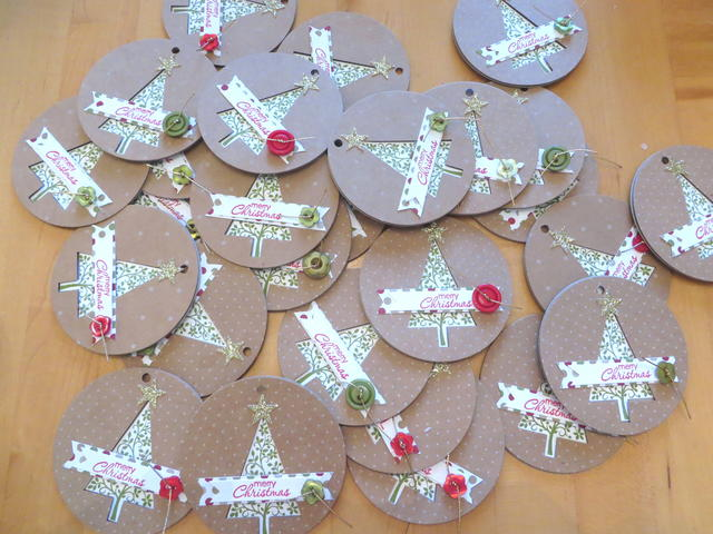 Christmas Tags for Kids