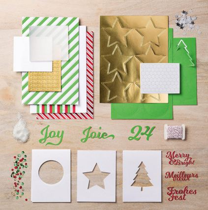 To You & Yours Shaker Card Kit Supplies