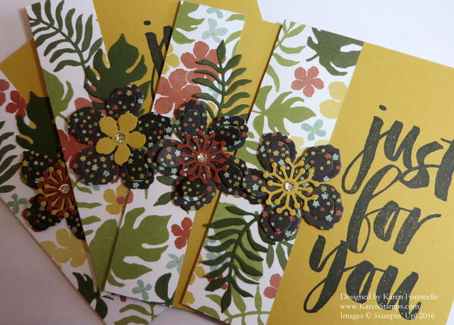 Botanicals For You Cards