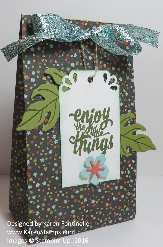 Botanical Gardens Gift Bag