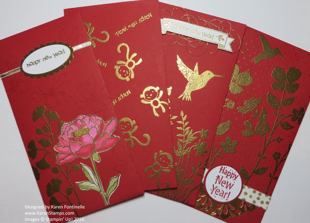 Chinese Red Envelopes 3
