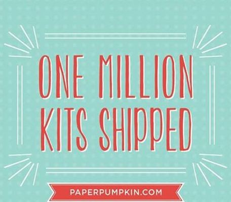 Paper Pumpkin Million Kits