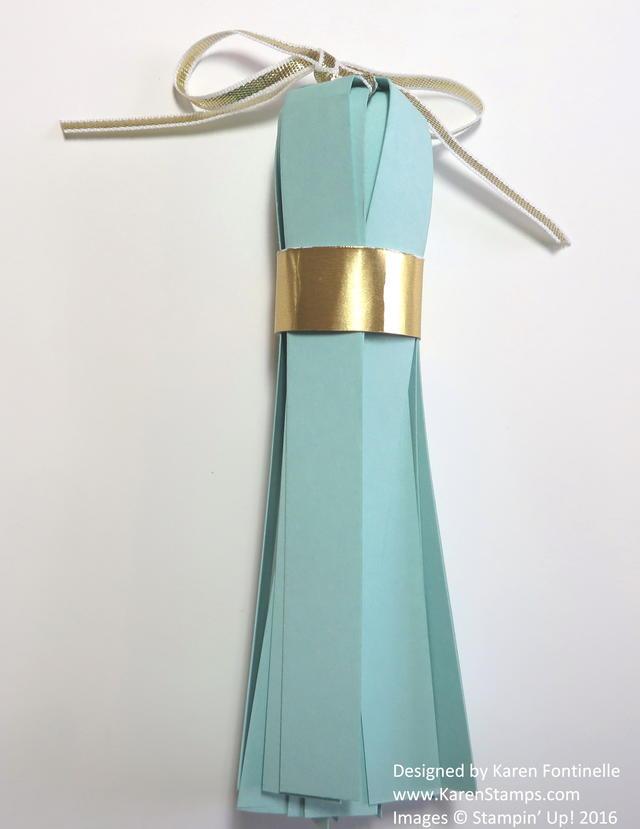 Paper Tassel