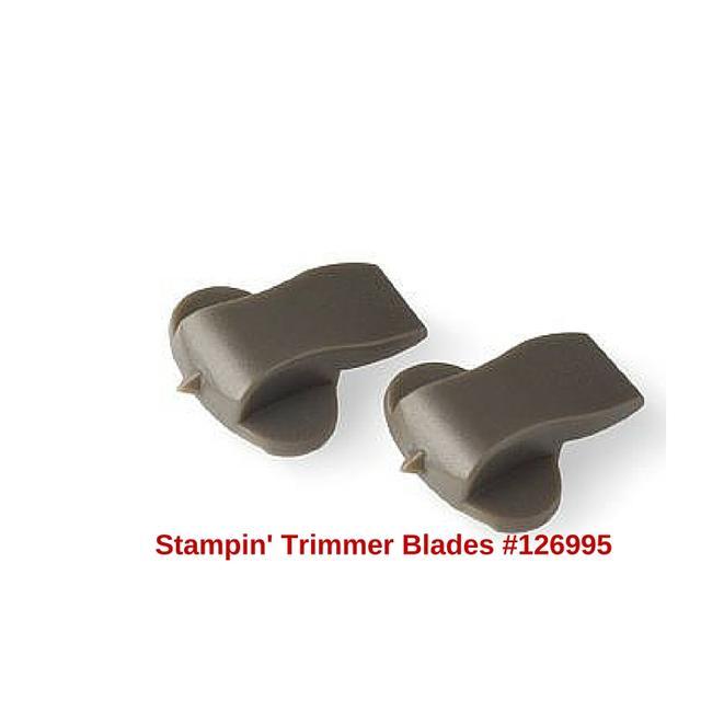 Stampin' Trimmer Blades