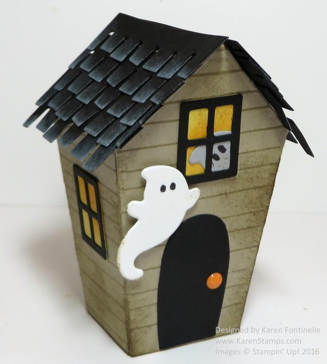Home Sweet Home Halloween House