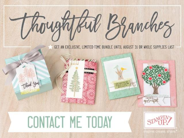 Thoughtful Branches Samples