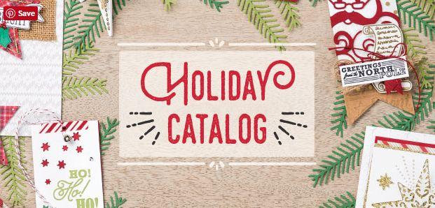 Holiday Catalog 2016 Banner